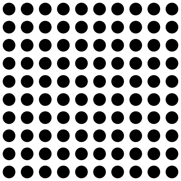 free vector Dots Square Grid 07 Pattern clip art