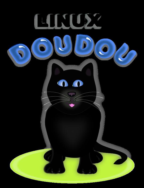free vector Dou Dou Linux Logo Contest