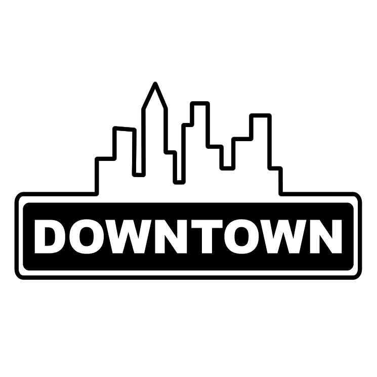 free vector Downtown snack bar