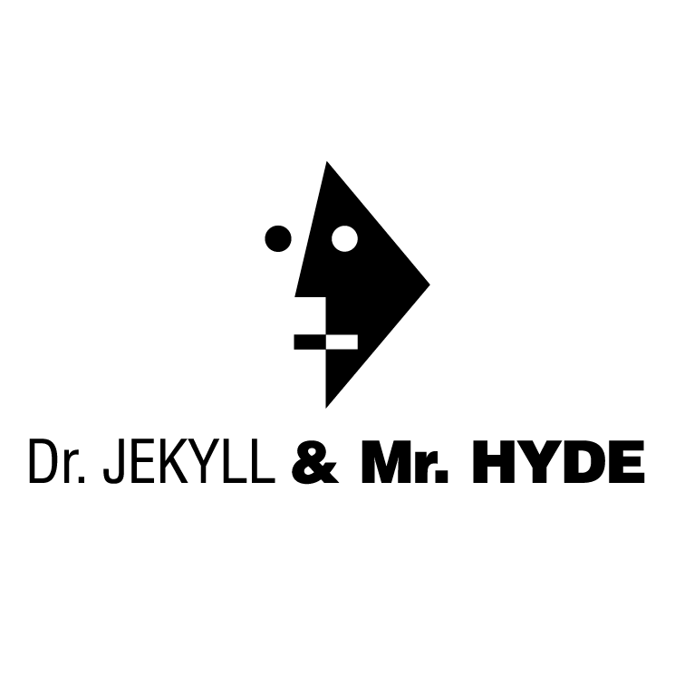 free vector Dr jekyll mr hyde