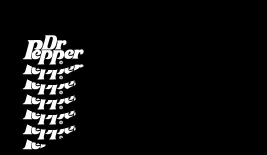 free vector Dr Pepper logo2