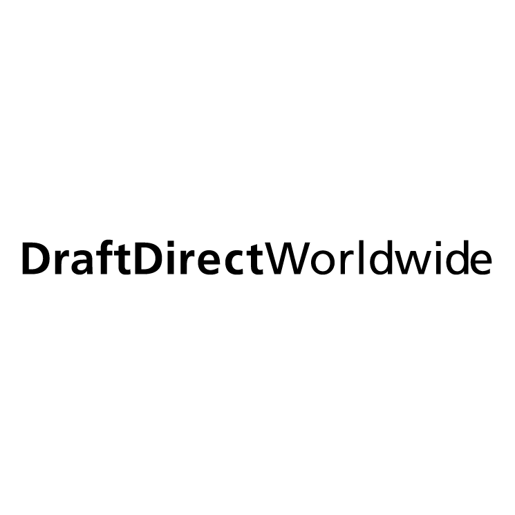 free vector Draftdirect worldwide