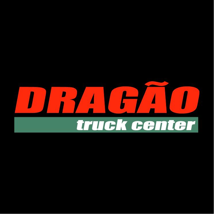 free vector Dragao truck center 0