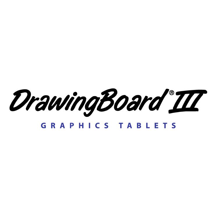 free vector Drawingboard