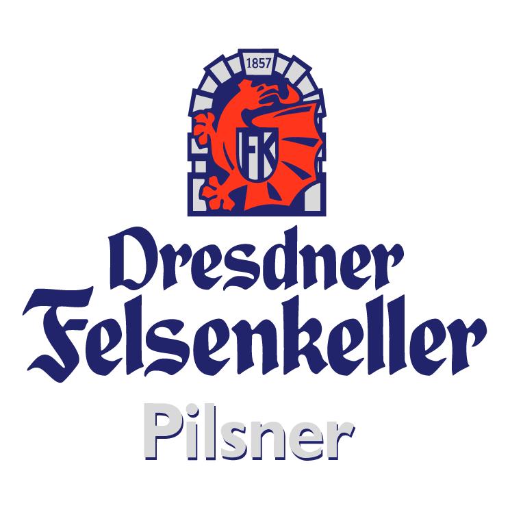 free vector Dresdner felsenkeller pilsner