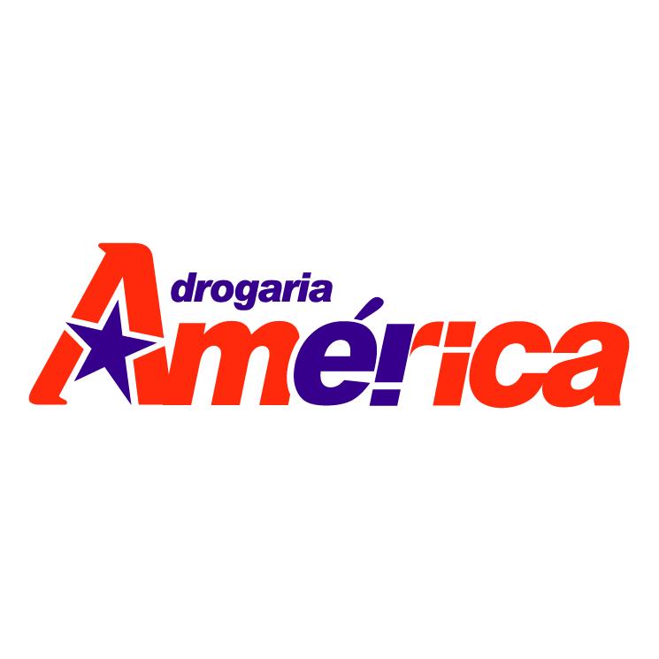 free vector Drogaria america