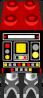 free vector Droid Lego clip art
