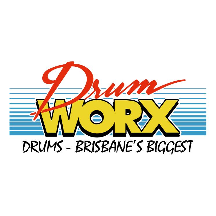 free vector Drum worx