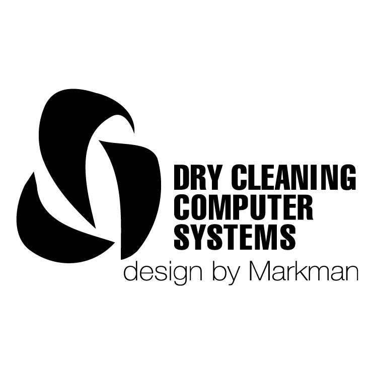 free vector Dry cleaning computer systems
