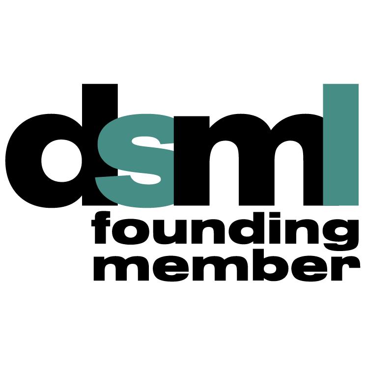 free vector Dsml founding member