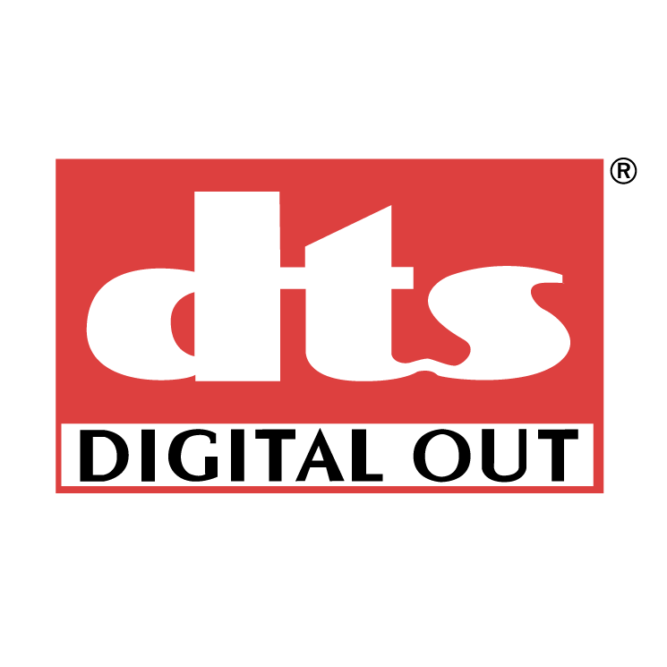 free vector Dts digital out