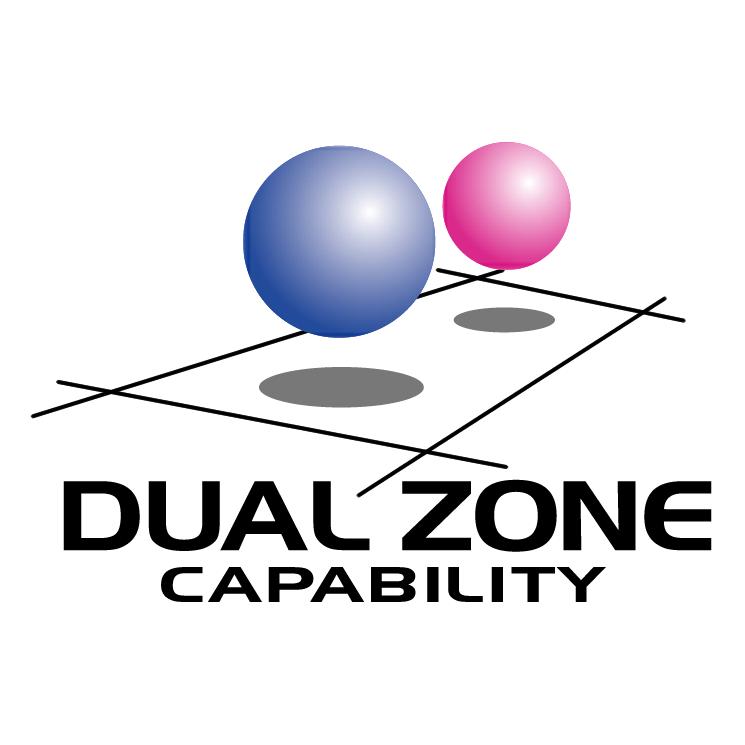 free vector Dual zone capability