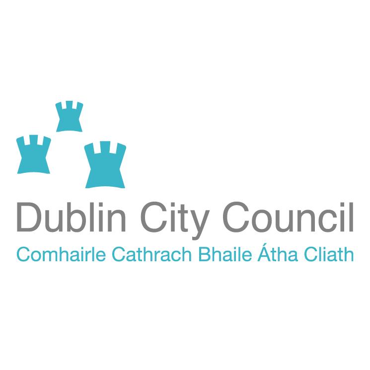 free vector Dublin city council 0