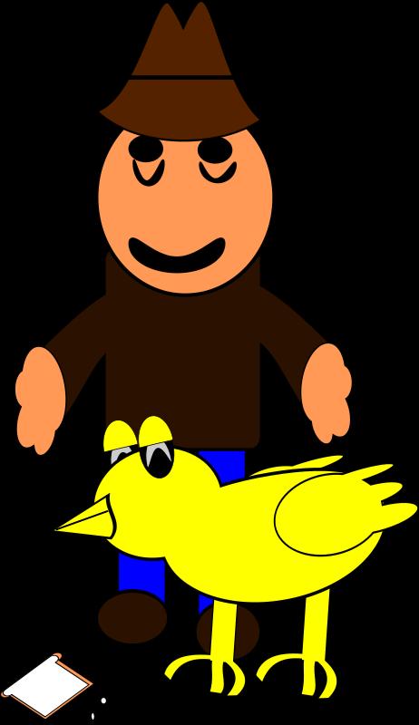 free vector Duck