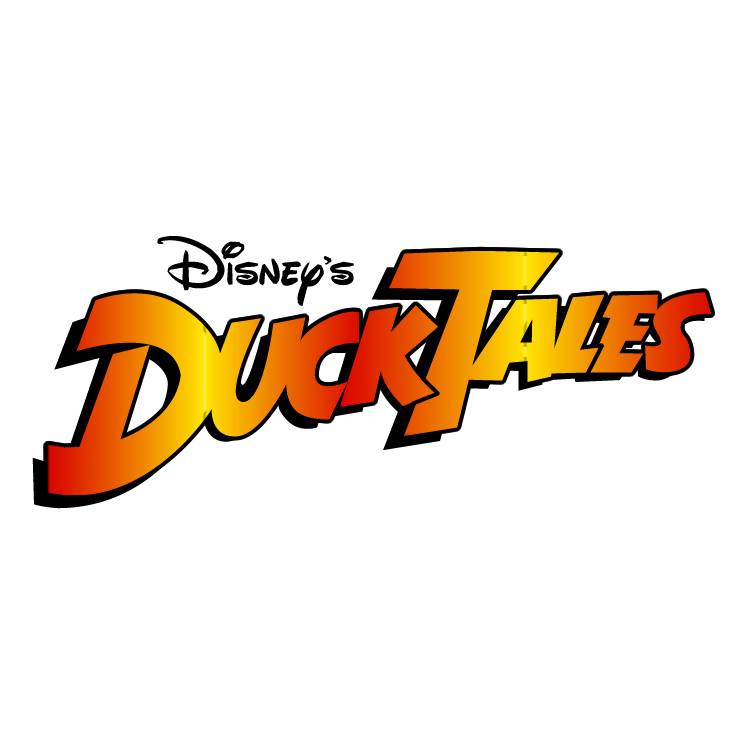free vector Ducktales