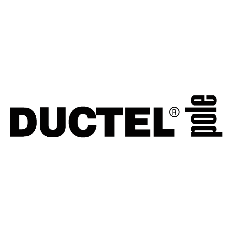 free vector Ductel pole
