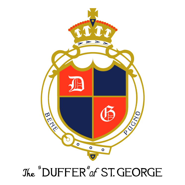 free vector Duffer of st george
