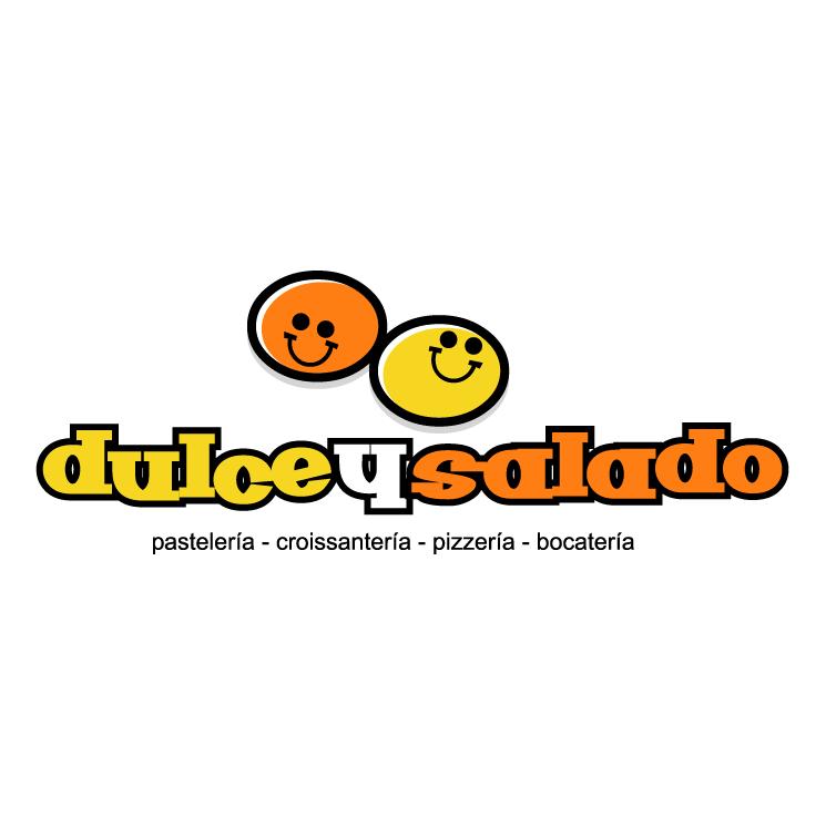 free vector Dulce y salado