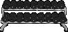 free vector Dumbell Rack clip art