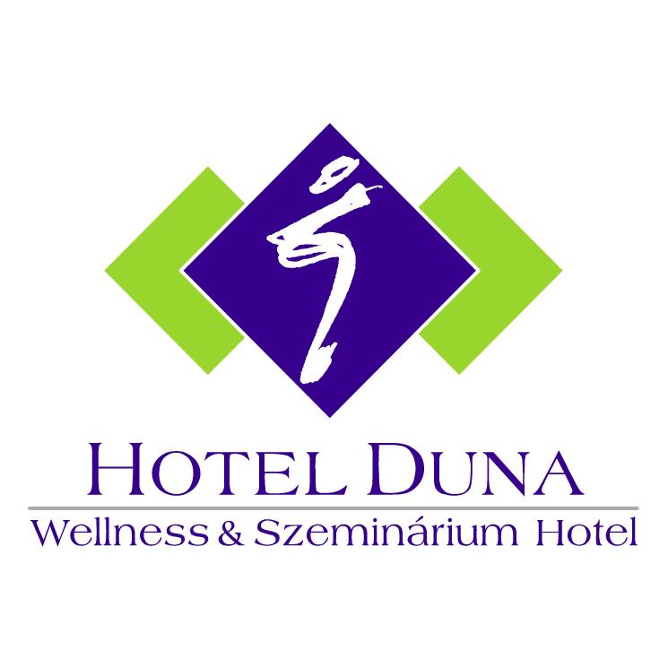 free vector Duna hotel wellness