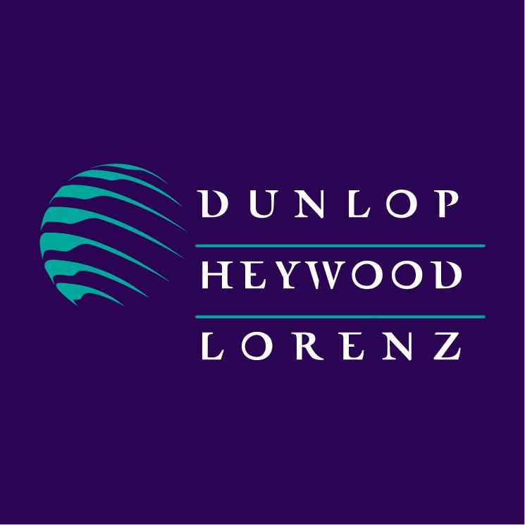 free vector Dunlop heywood lorenz