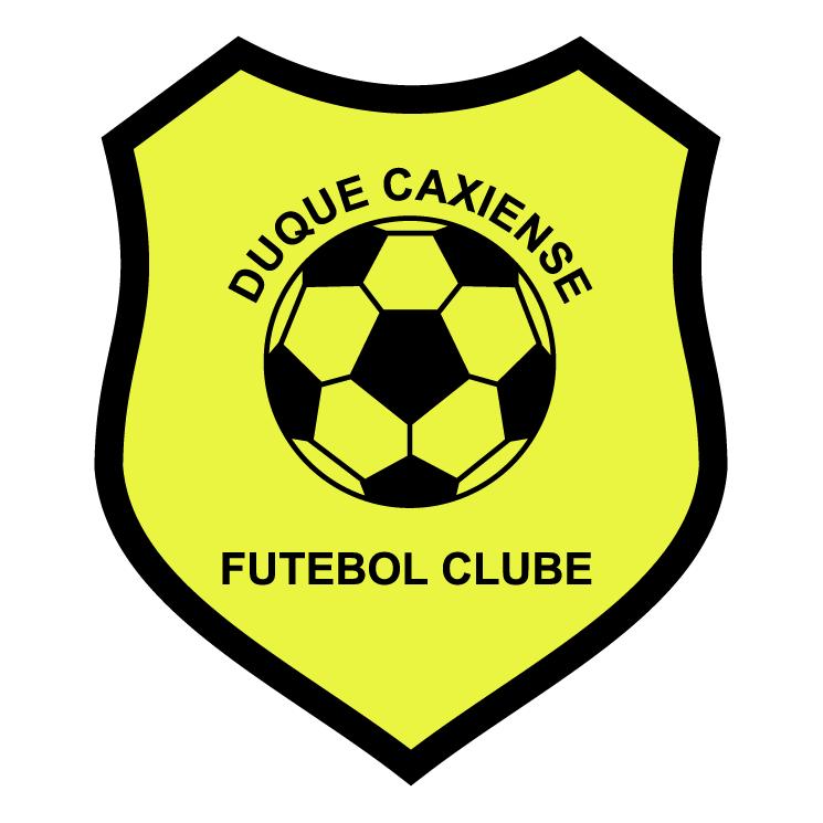 free vector Duquecaxiense futebol clube de duque de caxias rj