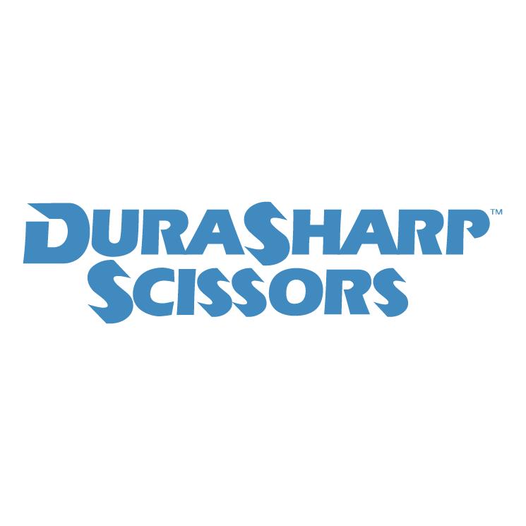 free vector Durasharp scissors