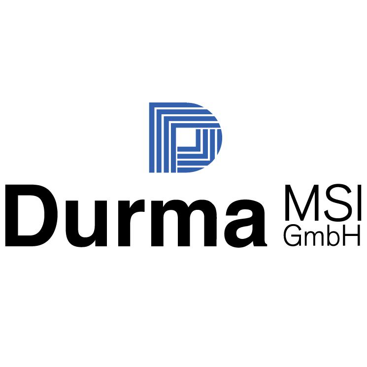 free vector Durma msi