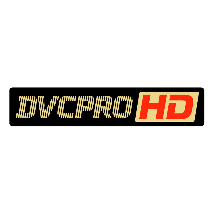 free vector Dvcpro hd