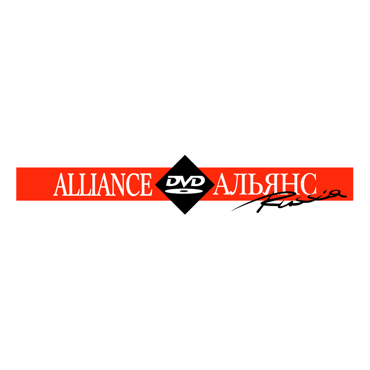free vector Dvd alliance russia