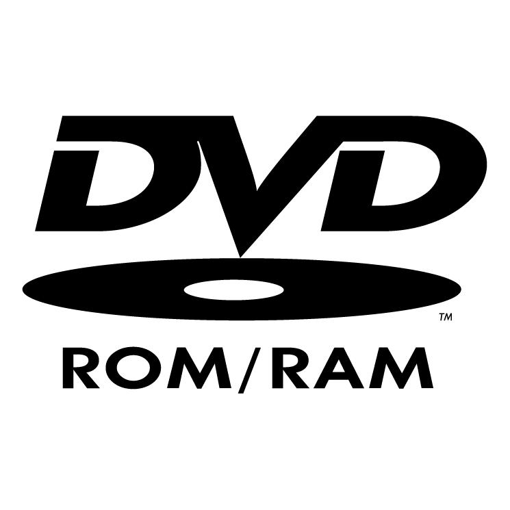 free vector Dvd romram