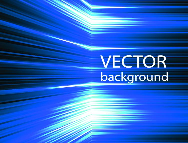 free vector Dynamic abstract background vector
