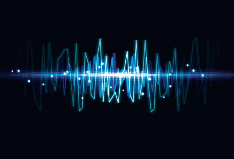 free vector Dynamic audio waves 04 vector