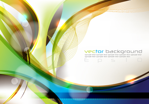 free vector Dynamic background clutter vector