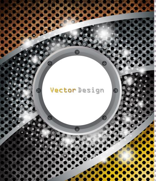 free vector Dynamic cool background design vector 5