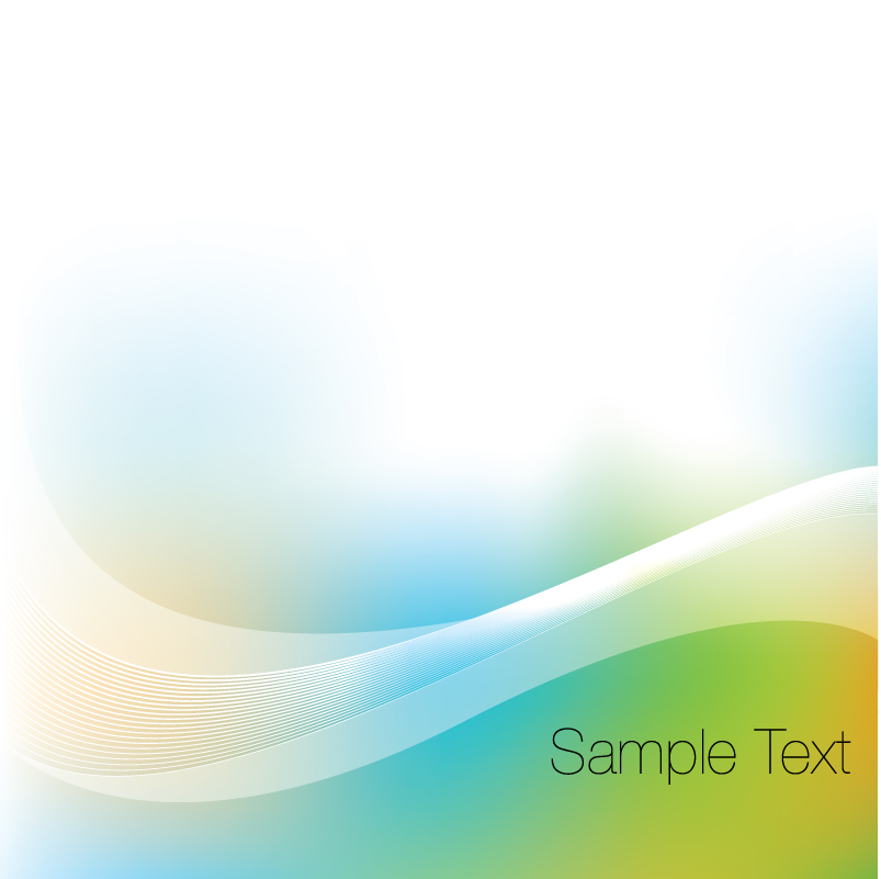 free vector Dynamic halo background 01 vector 16997