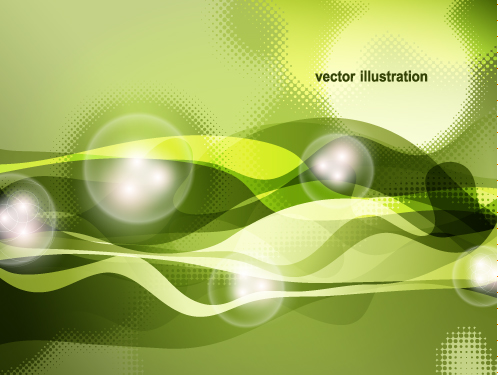 free vector Dynamic halo background 03 vector