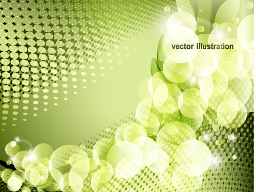 free vector Dynamic halo background 04 vector