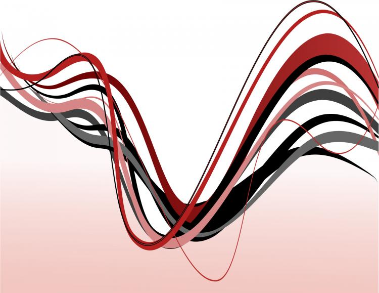 dynamic lines of the vector free vector 4vector