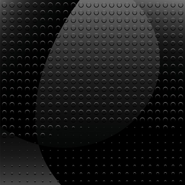 free vector Dynamic vector black background
