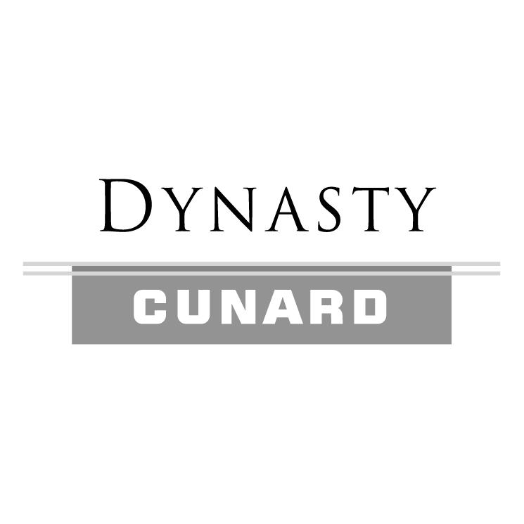 free vector Dynasty cunard