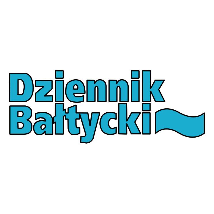 free vector Dziennik baltycki