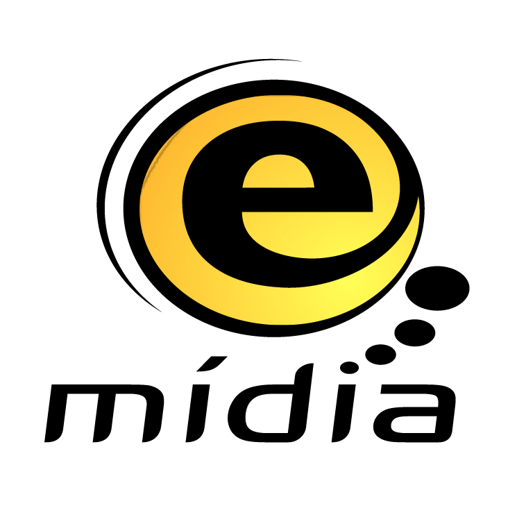 free vector E midia comunicacao