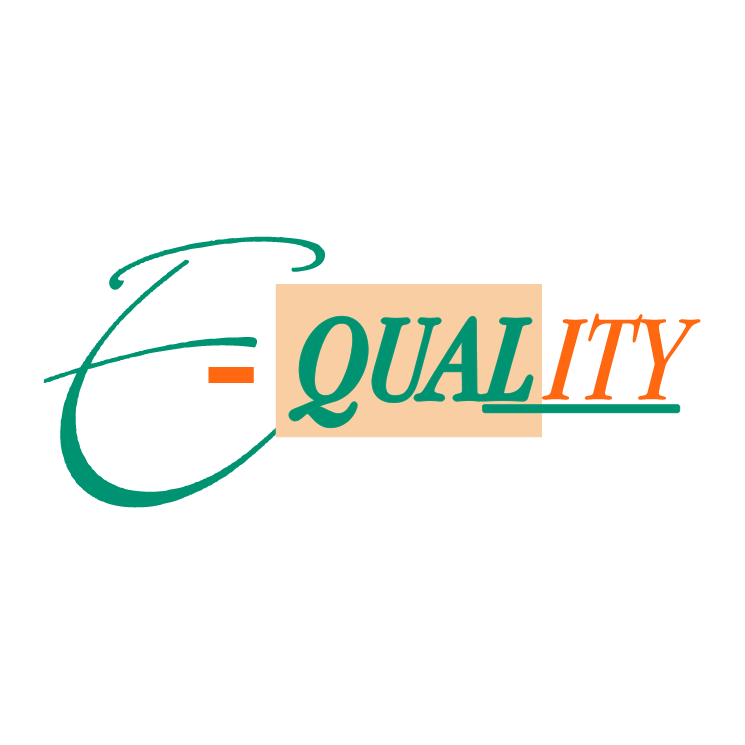 free vector E quality