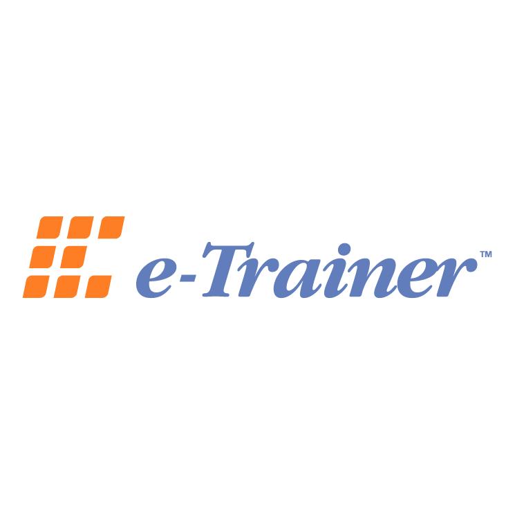 free vector E trainer