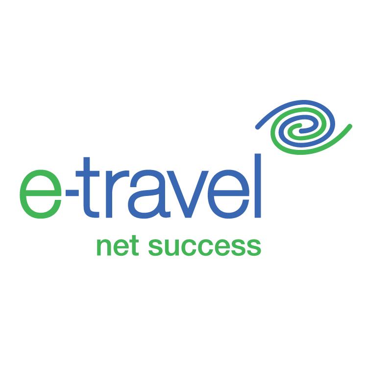 free vector E travel 0