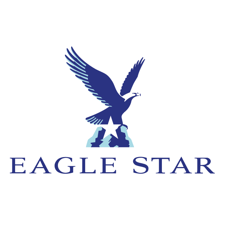 free vector Eagle star