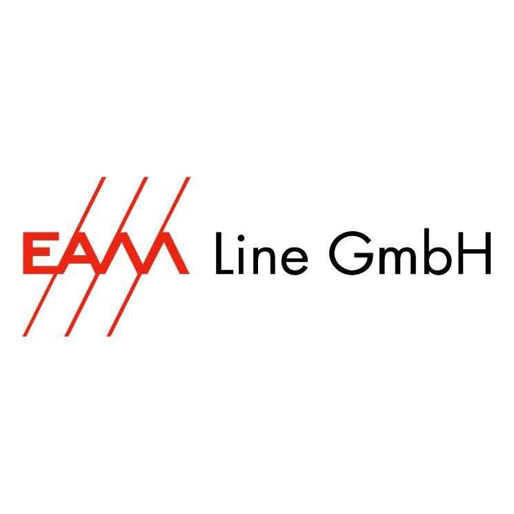 free vector Eam line