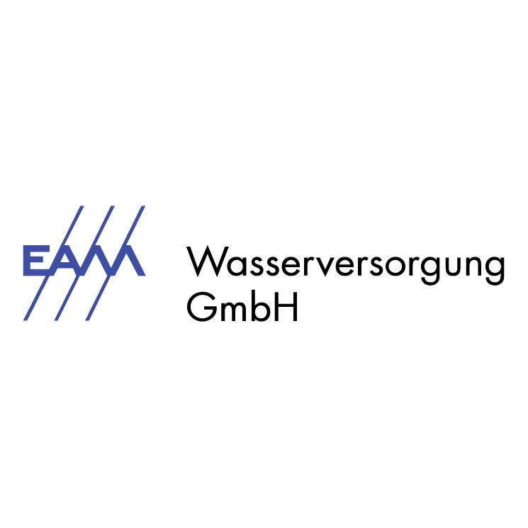 free vector Eam wasserversorgung