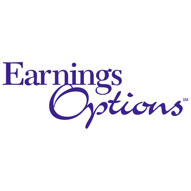 free vector Earnings options